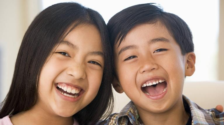 Kids Smiling | Saticoy Plaza Dentistry